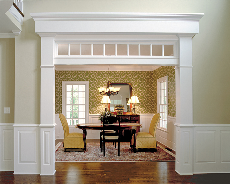 Superior ... FINISH CARPENTRY, TRIMWORK OR JUST PLAIN OLD TRIM; Adds The Final Icing  To The Cake. Trim Turns Your Standard, Dowdy Mass Produced House Into A  Home ...